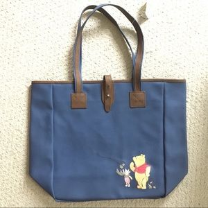Disney Classic Pooh Faux Leather Tote